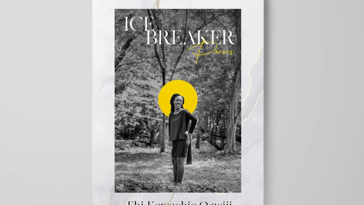 "North Carolina Literatus says Ogwiji's ICEBREAKER is a ""Delicate Ballet"""