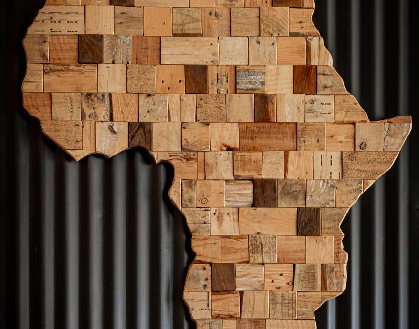 Africanus: A Poem By Nigerian Poet, Ayodeji Oje
